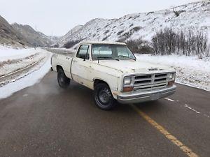 1985 Dodge Truck repair Montreal dodge repair montreal