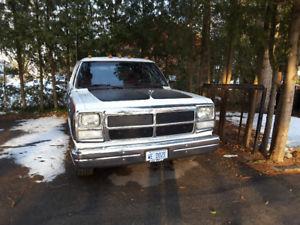 Dodge D150 Restoration repair Montreal dodge repair montreal