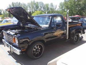 Dodge Pickup repair Restoration Montreal dodge repair montreal