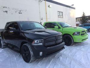 Dodge Ram Spare repair Montreal dodge repair montreal