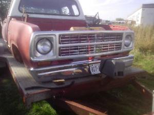 First Gen Dodge Body repair Montreal dodge repair montreal