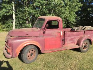 Old Dodge Truck repair Montreal dodge repair montreal
