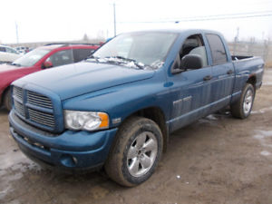 Used 2006 Dodge Truck Parts Montreal Used dodge parts montreal
